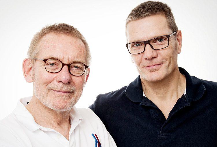 Gefäßzentrum Rüttenscheid   Drs. Hans H.A.M. Nijhuis und Wolfgang Berg